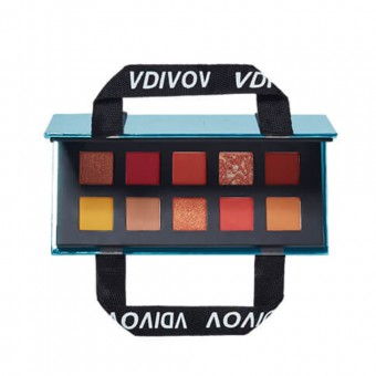 VDIVOV Eye Color Bag 03 Electric Eyes